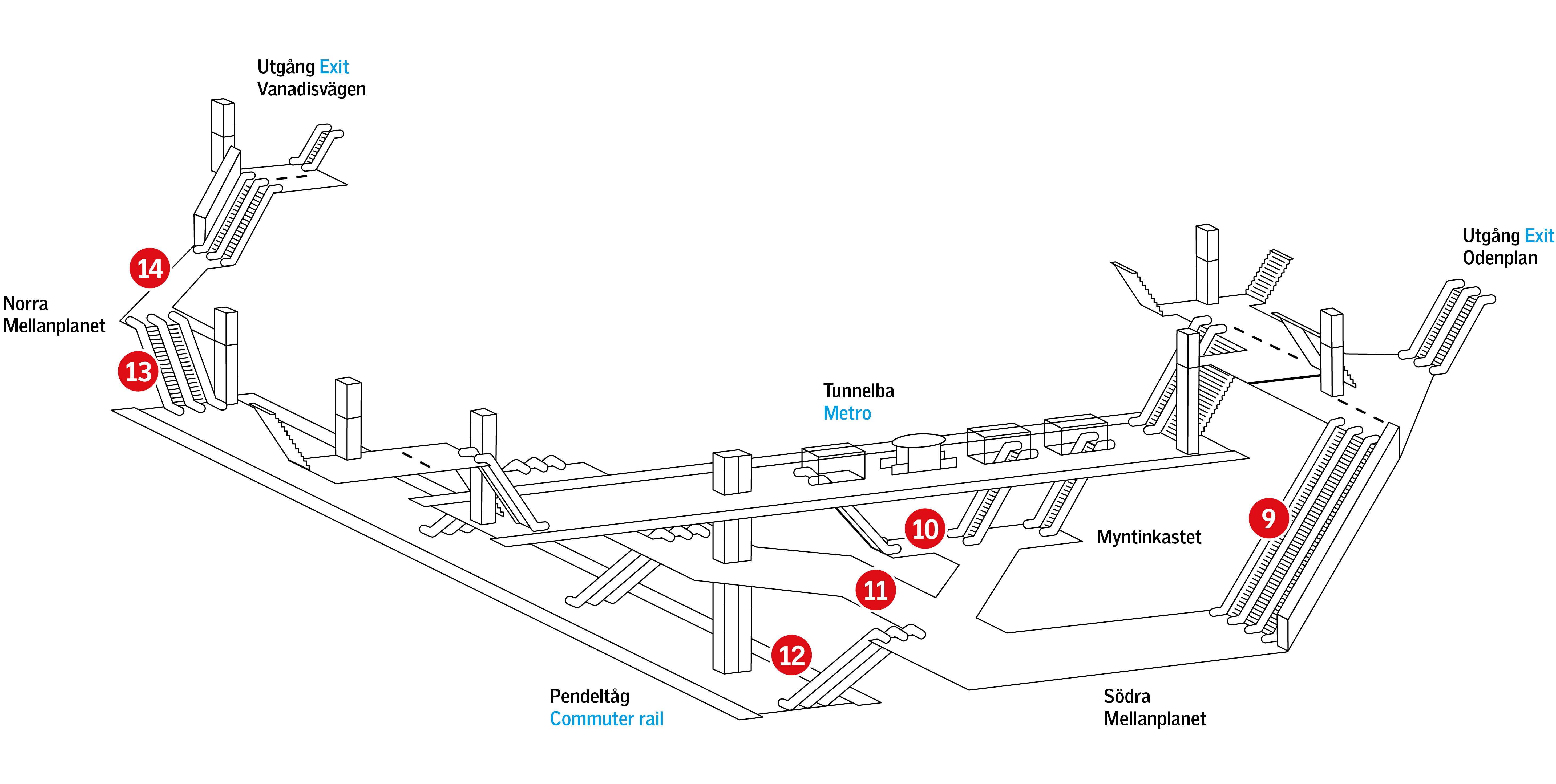 Konsten I Trafiken En Guide Till Konsten Pa Nya Station